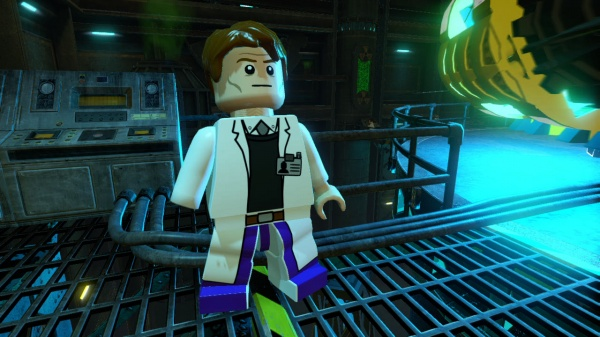 LEGO Marvel Super Heroes screenshot 14