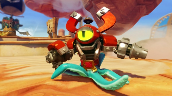 Skylanders SWAP Force screenshot 5