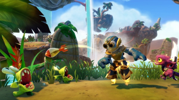 Skylanders SWAP Force screenshot 24