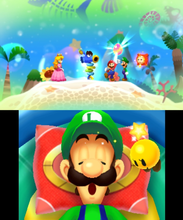 Mario & Luigi: Dream Team screenshot 5