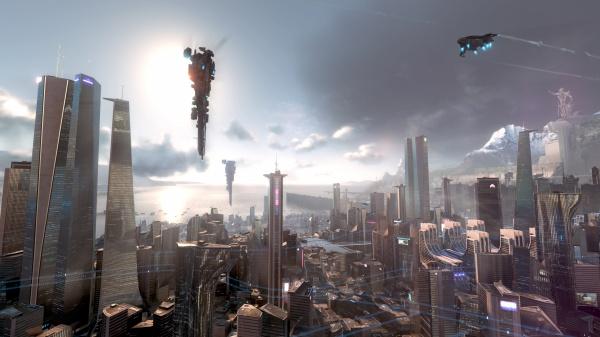 Killzone Shadow Fall screenshot 8