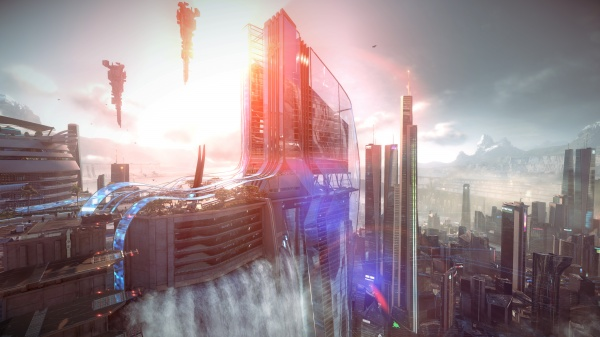Killzone Shadow Fall screenshot 9