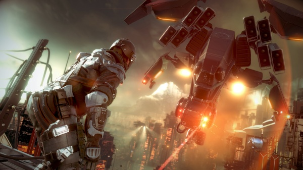 Killzone Shadow Fall screenshot 10