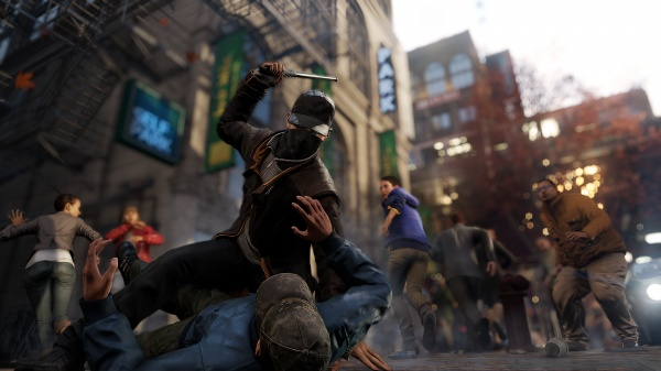 Watch_Dogs hits the streets