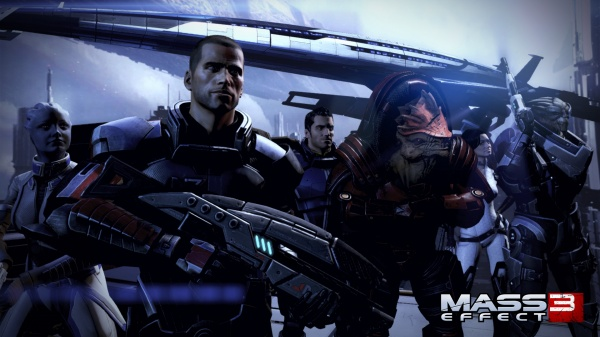Mass Effect 3: Citadel screenshot 1