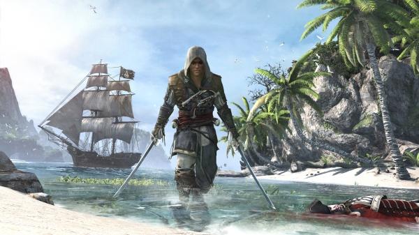 Assassin's Creed IV Black Flag screenshot 1
