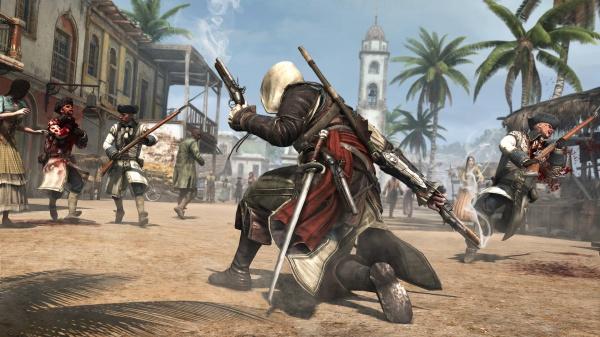 Assassin's Creed IV Black Flag screenshot 4