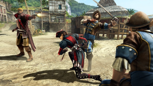 Assassin's Creed IV Black Flag screenshot 7