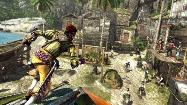 Assassin's Creed IV Black Flag screenshot 10
