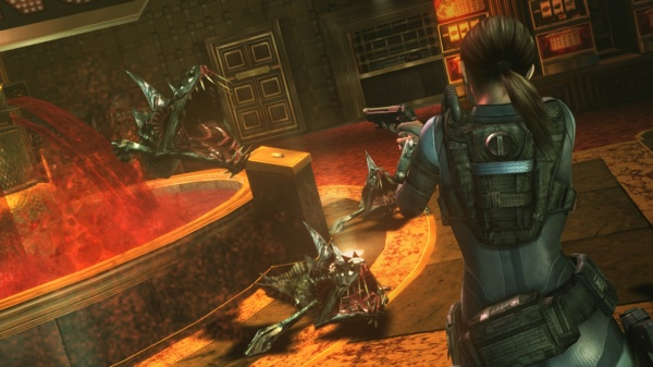 Resident Evil: Revelations screenshot 19