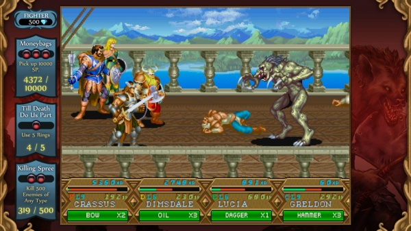 Dungeons & Dragons: Chronicles of Mystara screenshot 4