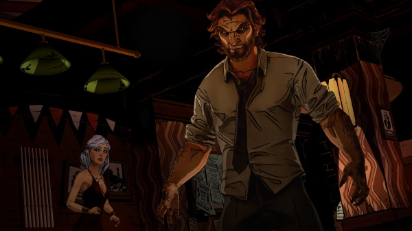 The Wolf Among Us - Episode 1: Faith screenshot 5
