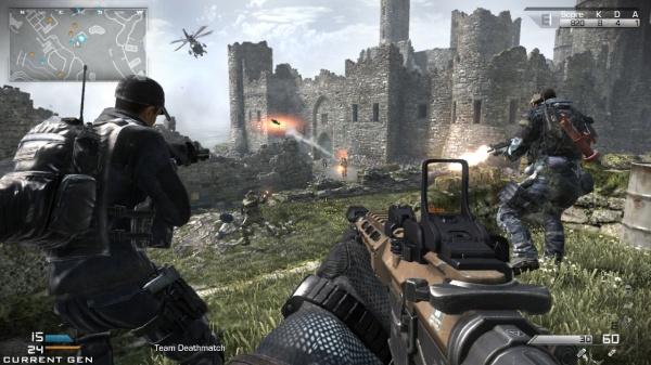 Call of Duty: Ghosts screenshot 9