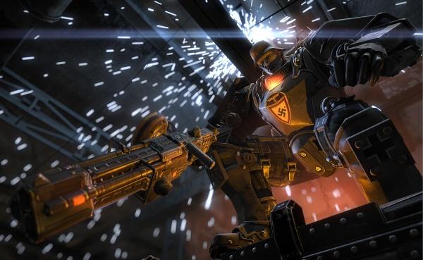 Wolfenstein: The New Order screenshot 33