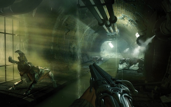 Wolfenstein: The New Order screenshot 34