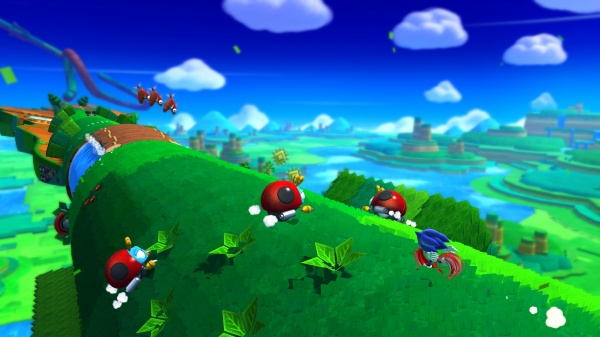 Sonic Lost World screenshot 2