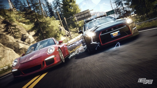 Need for Speed Rivals screenshot 6