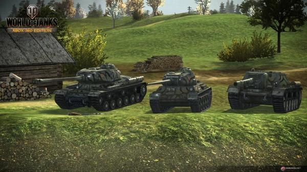 World of Tanks: Mercenaries screenshot 20