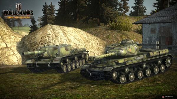 World of Tanks: Mercenaries screenshot 23