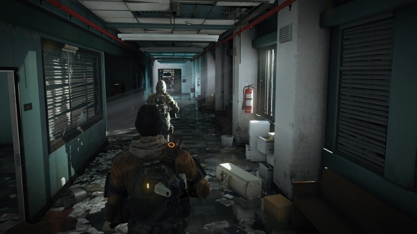 Tom Clancy's: The Division screenshot 1