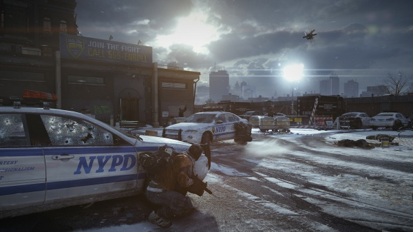Tom Clancy's: The Division screenshot 2