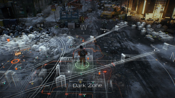 Tom Clancy's: The Division screenshot 3