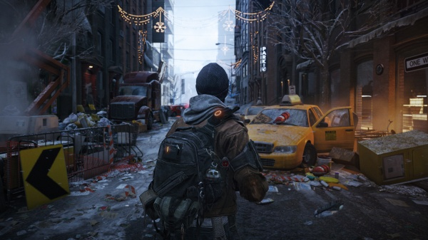 Tom Clancy's: The Division screenshot 4