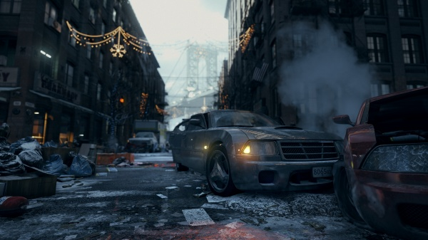 Tom Clancy's: The Division screenshot 5