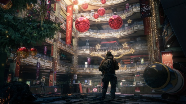 Tom Clancy's: The Division screenshot 9