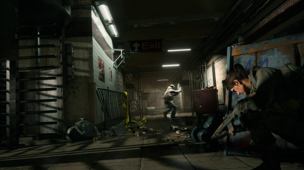 Tom Clancy's: The Division screenshot 10