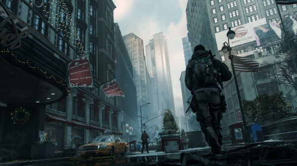Tom Clancy's: The Division screenshot 11
