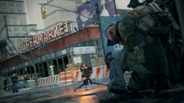 Tom Clancy's The Division closed beta date set
