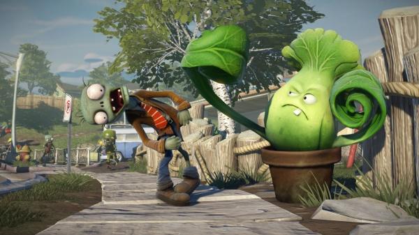 Plants vs. Zombies: Garden Warfare screenshot 1