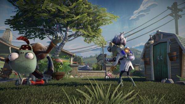 Plants vs. Zombies: Garden Warfare screenshot 2