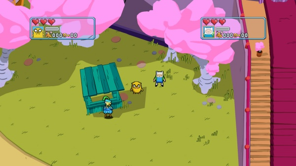Adventure Time: Explore the Dungeon Because I DON'T KNOW! screenshot 1