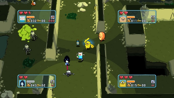 Adventure Time: Explore the Dungeon Because I DON'T KNOW! screenshot 2