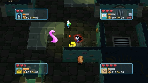 Adventure Time: Explore the Dungeon Because I DON'T KNOW! screenshot 4