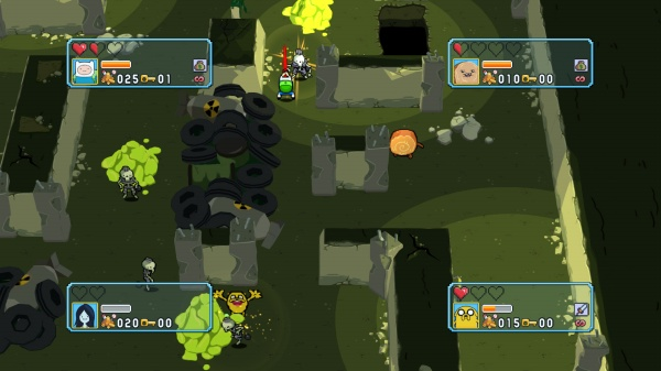 Adventure Time: Explore the Dungeon Because I DON'T KNOW! screenshot 7