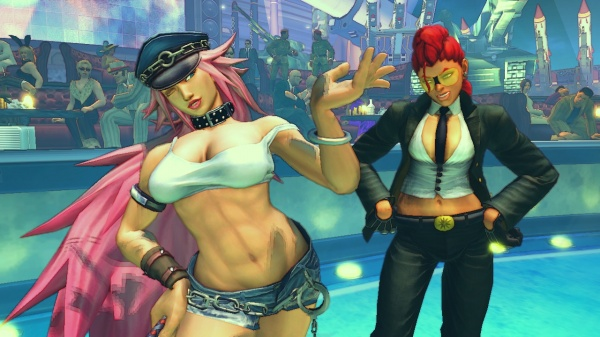 Ultra Street Fighter IV screenshot 31