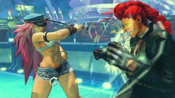 Ultra Street Fighter IV screenshot 32