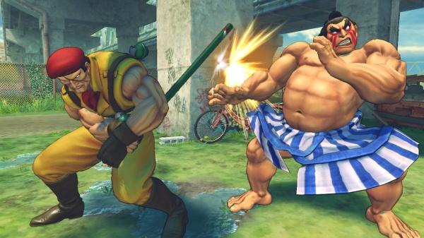 Ultra Street Fighter IV screenshot 35
