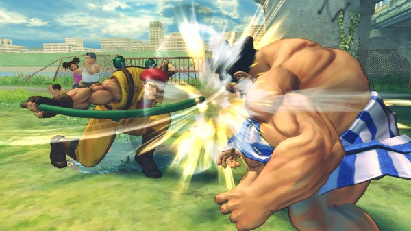 Ultra Street Fighter IV hits stores