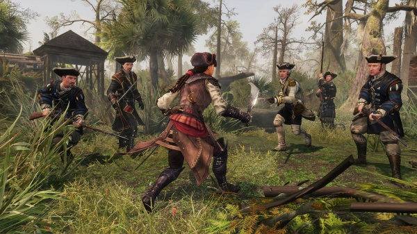 Assassin's Creed Liberation HD screenshot 3