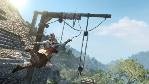 Assassin's Creed Liberation HD screenshot 4
