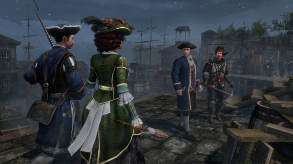Assassin's Creed Liberation HD screenshot 8