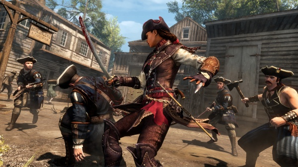 Assassin's Creed Liberation HD screenshot 12