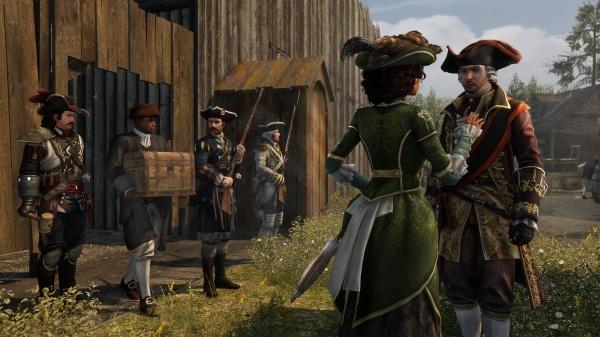 Assassin's Creed Liberation HD screenshot 13