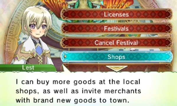 Rune Factory 4 screenshot 1