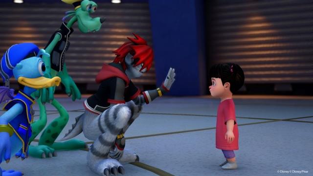 Kingdom Hearts III screenshot 12