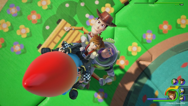 Kingdom Hearts III screenshot 20